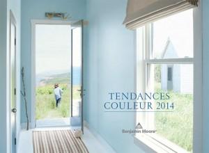 BENJAMIN MOORE - Benjamin Moore dévoile couleur de l'année 2014